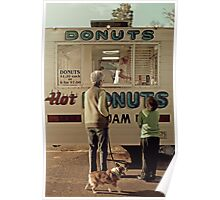 Donuts for Sale Poster
