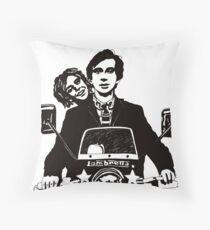 Quadrophenia Throw Pillow