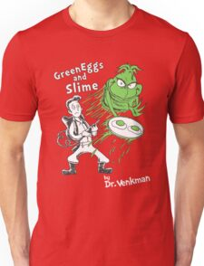 Green Eggs and Slime Unisex T-Shirt