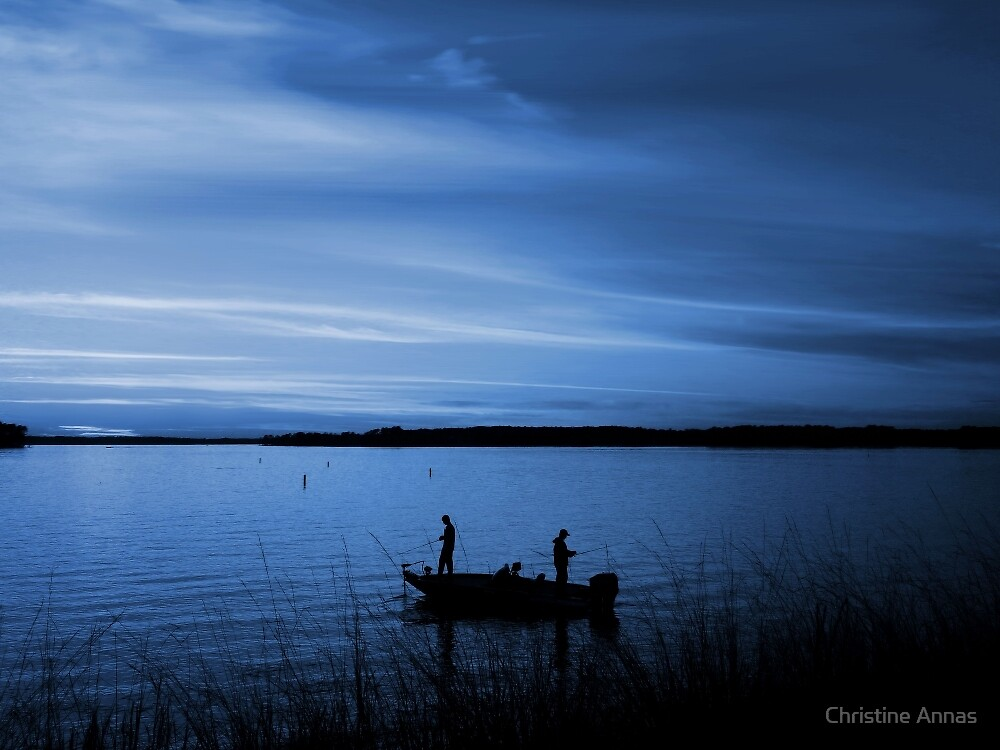Two if by Sea by Christine Annas
