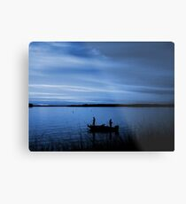 Two if by Sea Metal Print