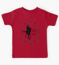 Dressage Riders Are Balanced  Kids Clothes