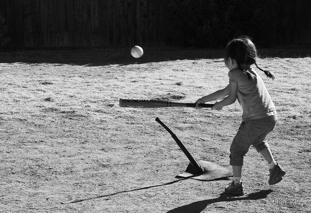 Sandlot T-Ball by Chet  King