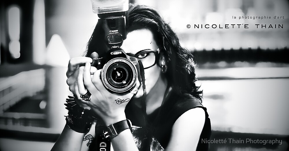 La Photographie D'art by Nicoletté Thain Photography