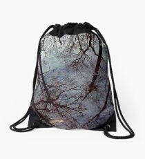 Mirror, Mirror Drawstring Bag