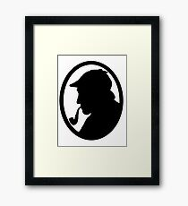 Canon Holmes Framed Print