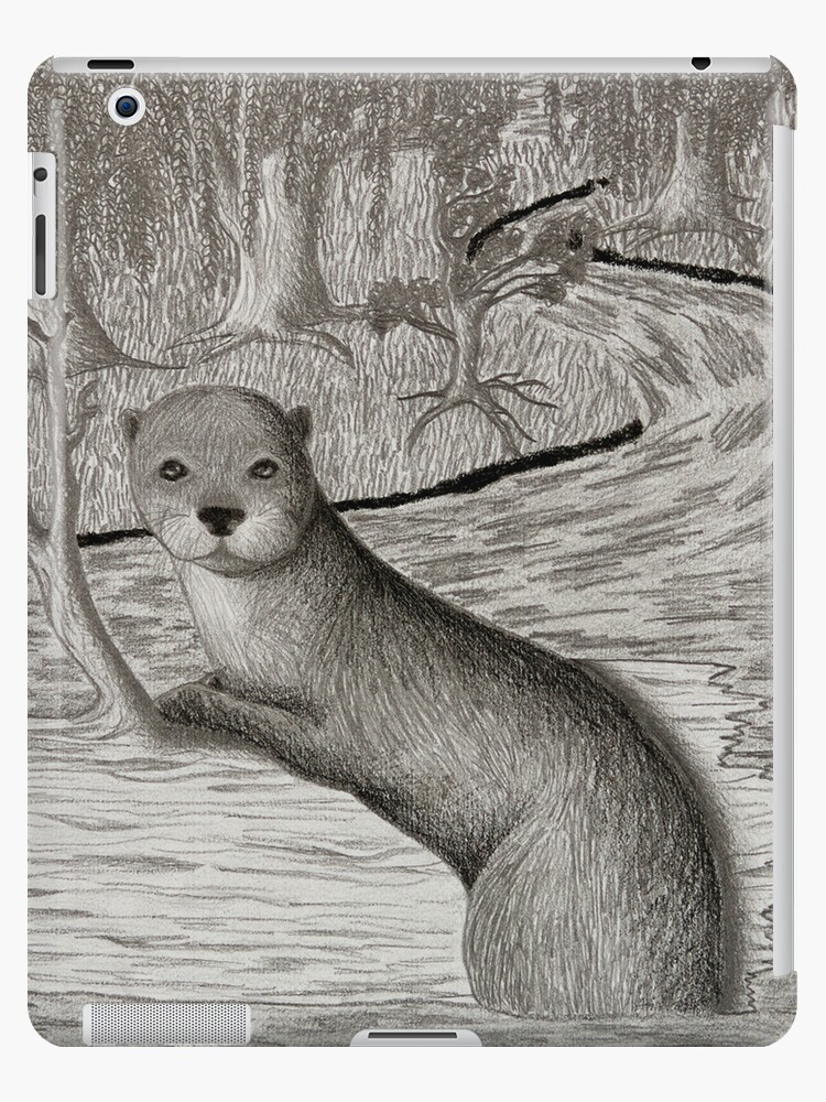 Sea Otter by jkartlife