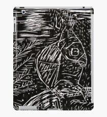Owl Within Tiger iPad Case/Skin
