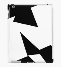 Abstract Triangles iPad Case/Skin