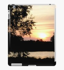 Sunset Landscape iPad Case/Skin