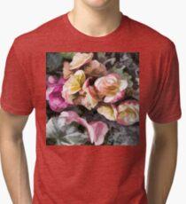 Begonien Vintage T-Shirt