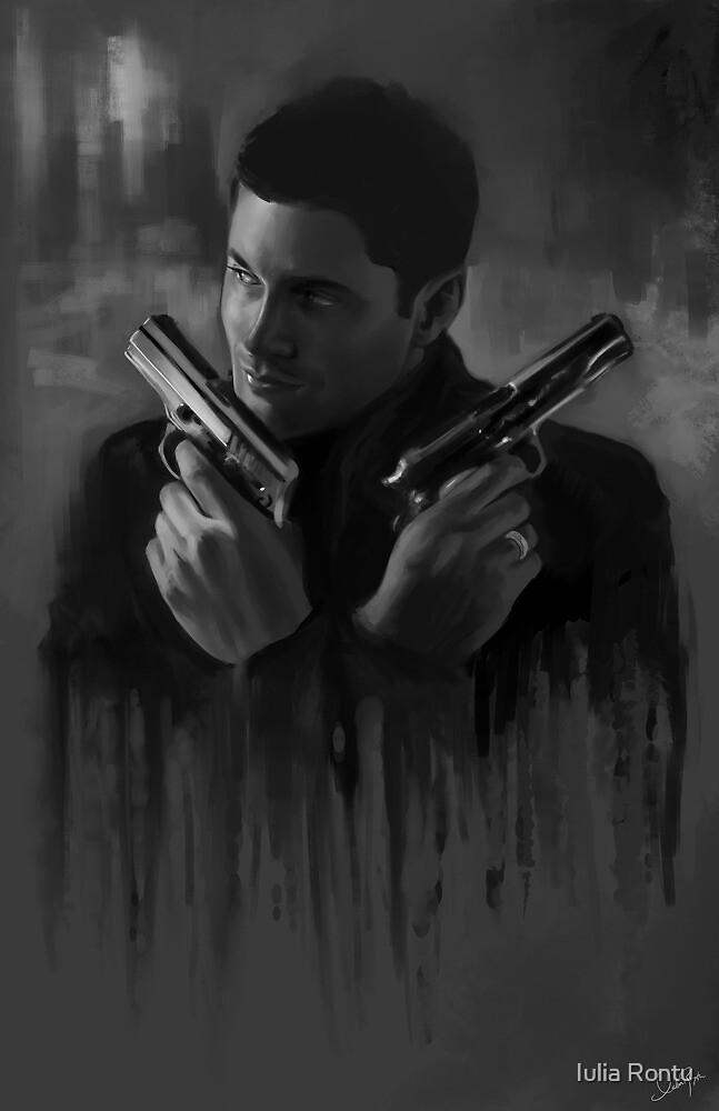 Dean Winchester by Iulia Rontu