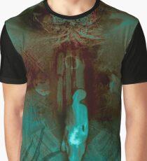 """The Gate"" surrealistic art Graphic T-Shirt"