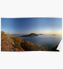 Tomaree National Park. Poster