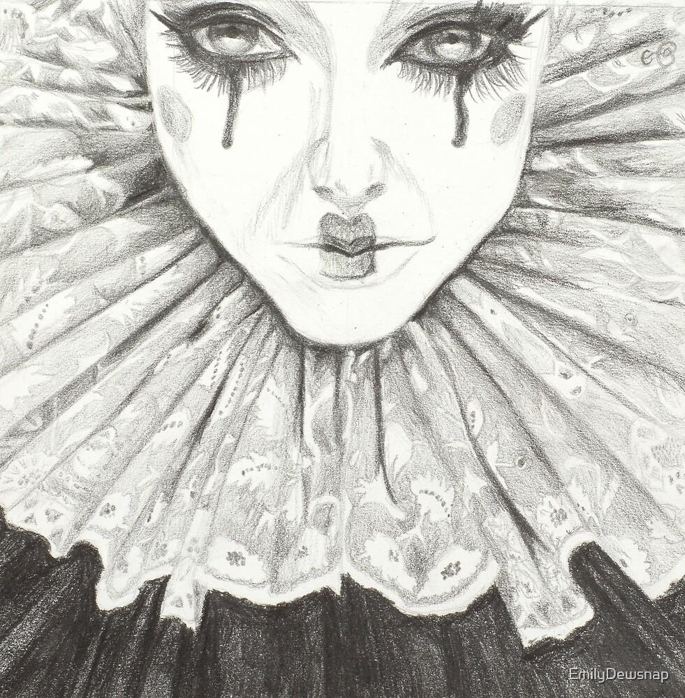 Elizabethan Clown  by EmilyDewsnap
