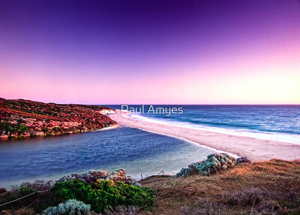 Moore River Sandbar by Paul Amyes