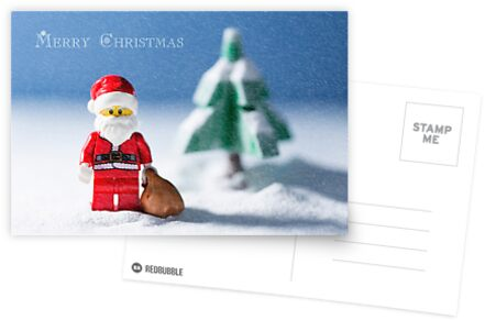 Christmas Greeting Card by PhilipCormack