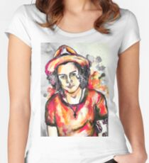harry :) Women's Fitted Scoop T-Shirt