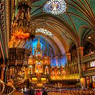 Notre-Dame Basilica in Montreal by NeilAlderney