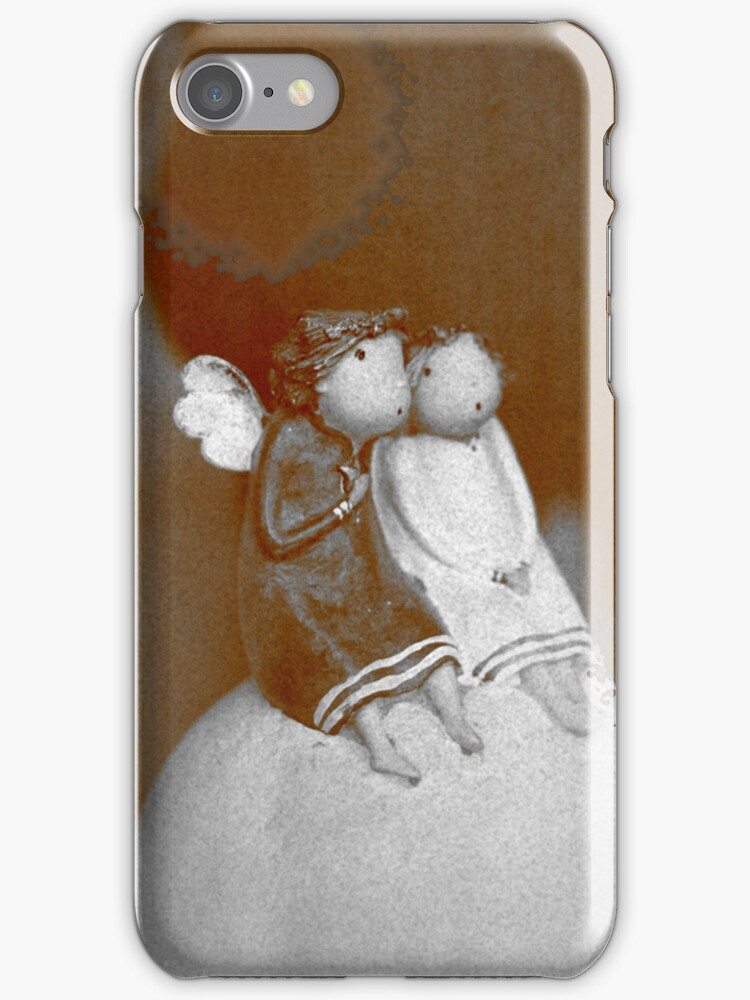 Man Made 9 Sepia ver (iPhone & iPad Case) by BKSPicture