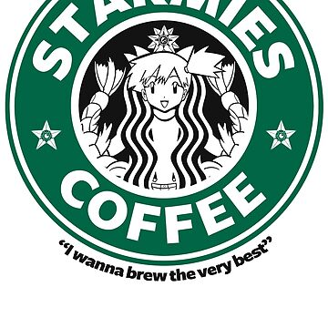 Starmies Coffee by lexxclark