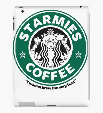 Starmies Coffee iPad Case/Skin