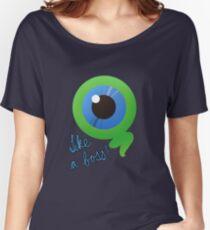 Sam the Septic Eye V.2 Women's Relaxed Fit T-Shirt