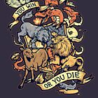 Win or Die by WinterArtwork