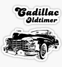Cadillac oldtimer Sticker