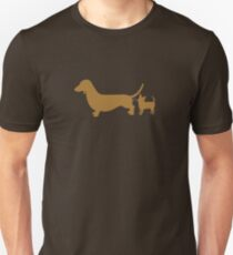 Little Big Dog Slim Fit T-Shirt
