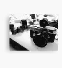 Leica M3 SS - Elmarit-M 21mm Canvas Print