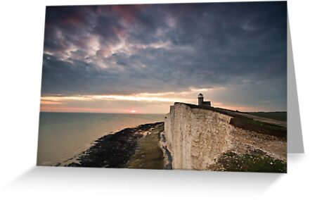 Belle tout lighthouse by willgudgeon