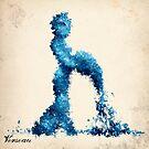 The Water-Bearer by Downsea