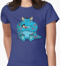 My Neighbor Sully Womens Fitted T-Shirt