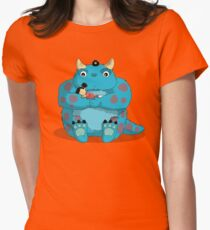 My Neighbor Sully Women's Fitted T-Shirt