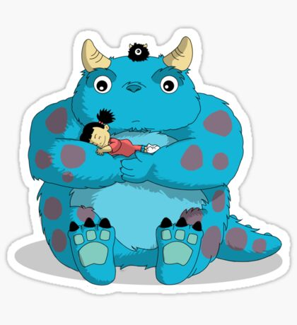 My Neighbor Sully Sticker