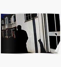 Surburban Shadows Poster