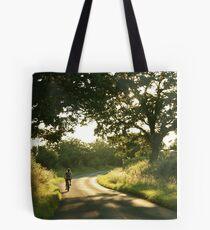 A Summer Bike Ride.... Tote Bag