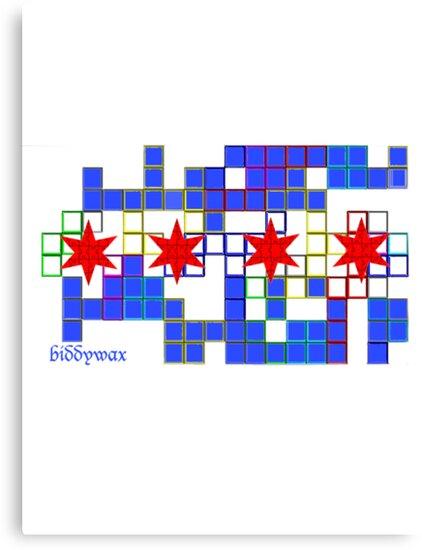 Tetris Chicago by biddywax