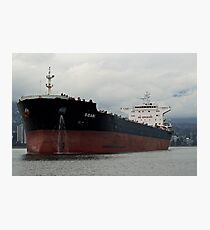 Freight liner Photographic Print
