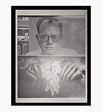 Nuclear Age Manipulations Photographic Print