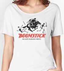 BOOMSTICK REPEATING ARMS!!  Women's Relaxed Fit T-Shirt