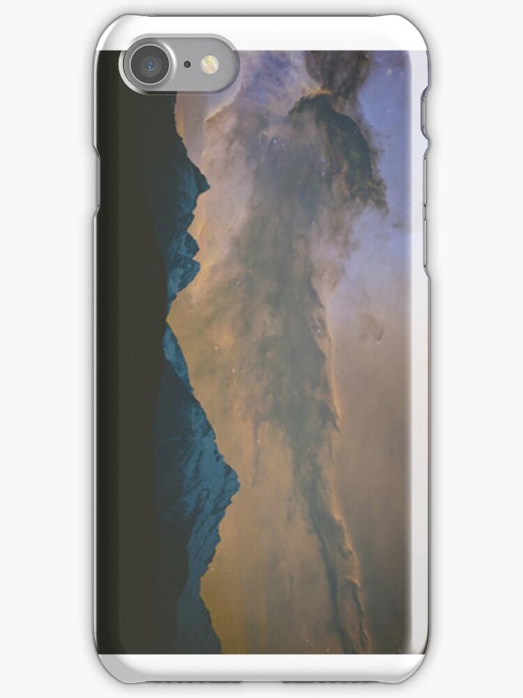 Galaxy iPhone Case by CaelanBruce