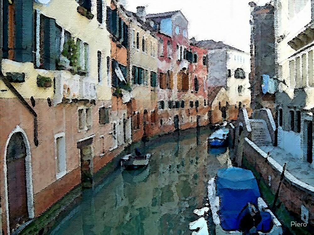 Venezia by Piero