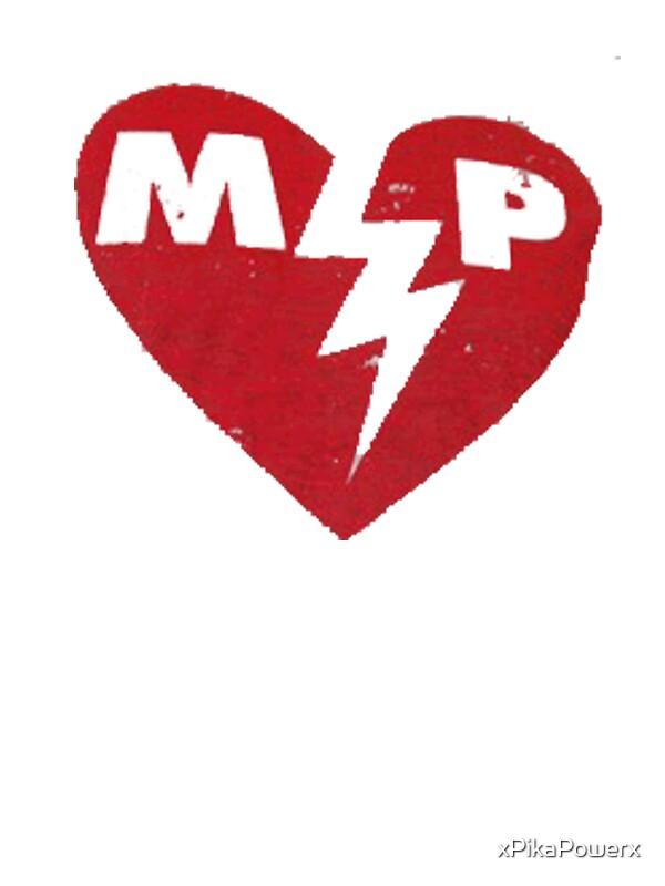 Mayday Parade Logo Heart