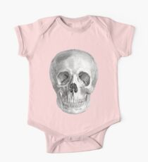 Albinus Skull 01 - Back To The Basic - White Background Kids Clothes