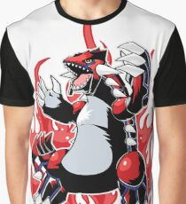 Groudon Graphic T-Shirt