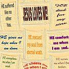 Jesus loves me... by mariatheresa