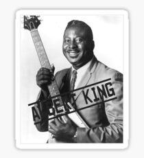 Albert King Sticker