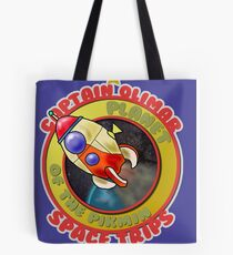 Pikmin Space Trips Tote Bag